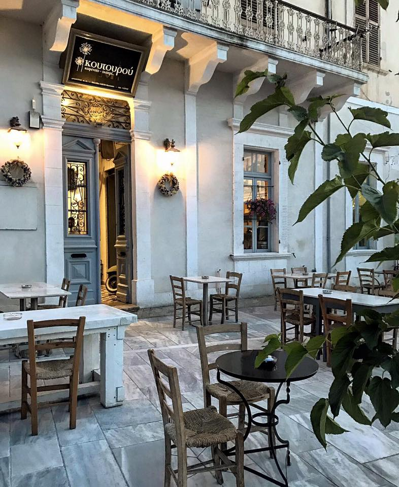 Restaurants and bars – new finds